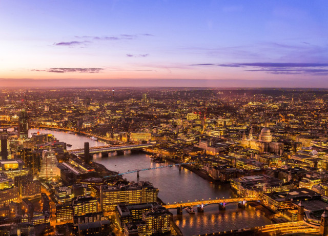 5 Reasons to Visit London in Fall