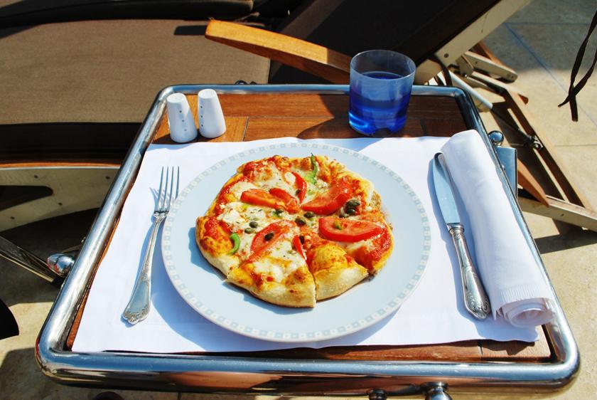 food at grand bretagne hotel athens