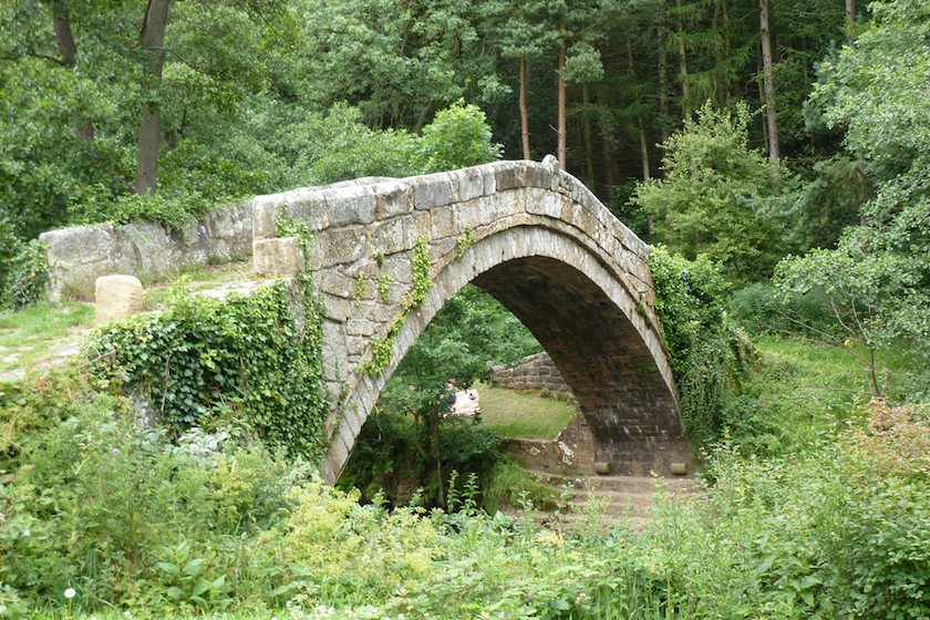 Why You Should Visit North Yorkshire Now - Glaisdale, Beggar's Bridge