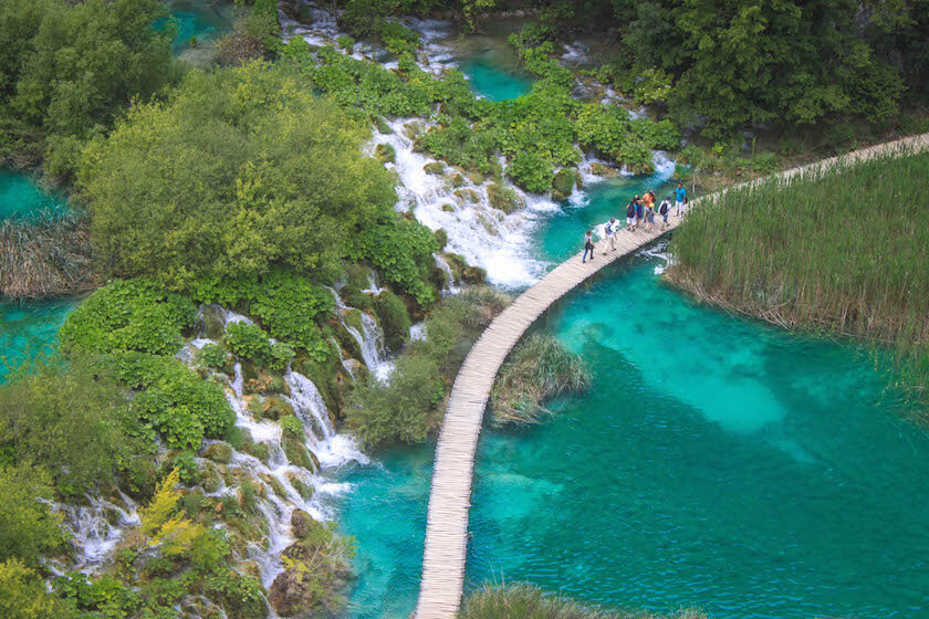 Why I am Not Afraid to Travel Alone (Anymore...) - Miriam Risager, Travelettes - Plitvice Lakes, Croatia