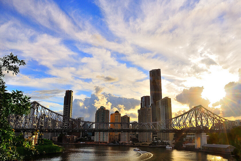 The Travelettes Guide to Brisbane on a Budget - River Cruise