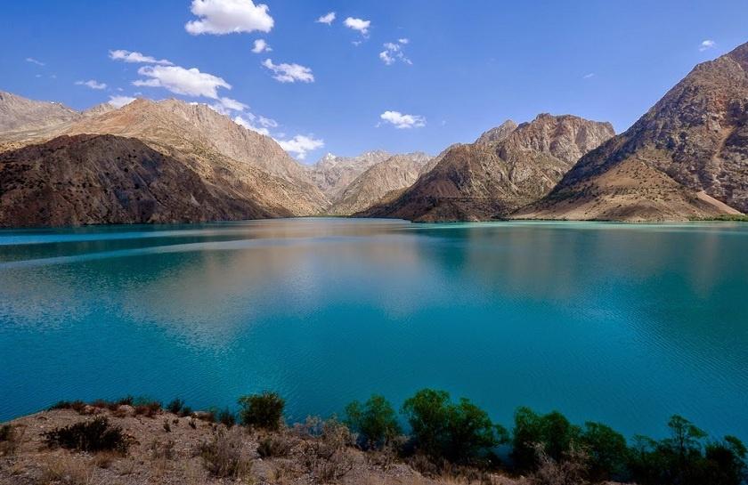 Travelettes Itinerary for Tajikistan Iskanderkul