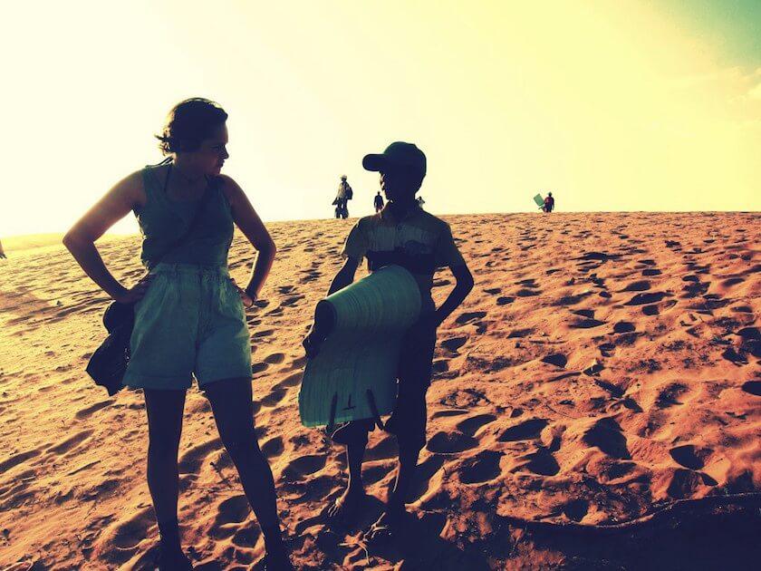 What makes a good travel partner Sophie Saint Travelettes