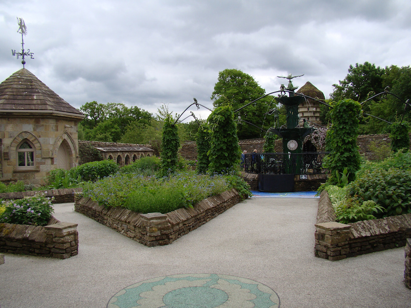 Why You Should Visit North Yorkshire Now - Fairytale Garden, The Forbidden Corner