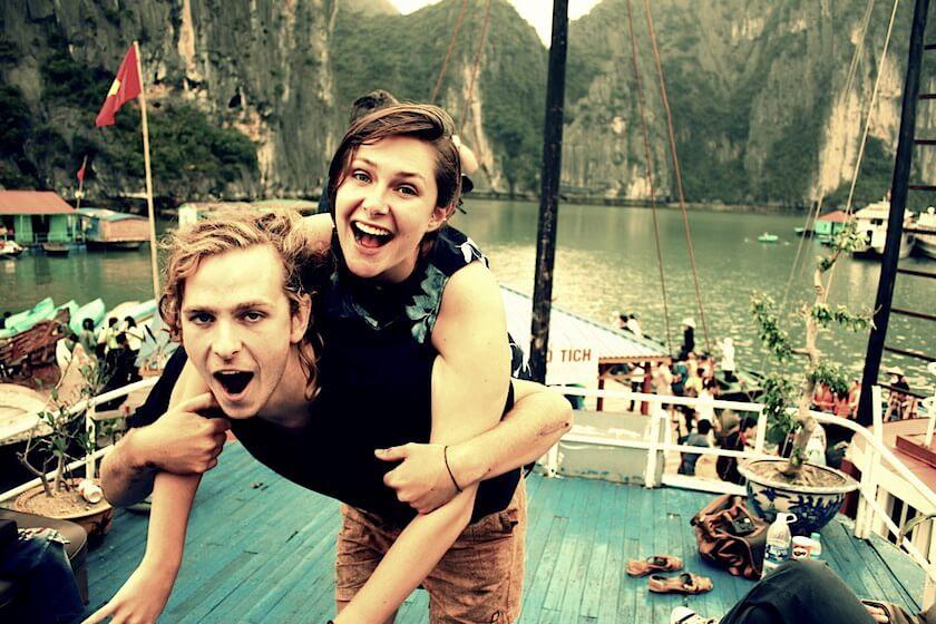what makes a good travel partner? travelettes.net sophie saint