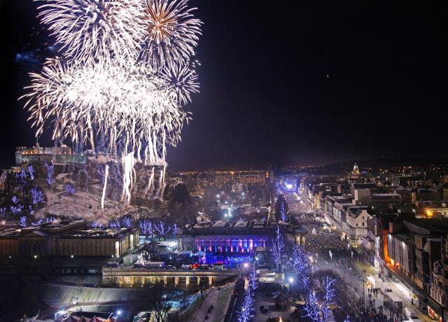 Is Edinburgh the Ultimate Festival City?