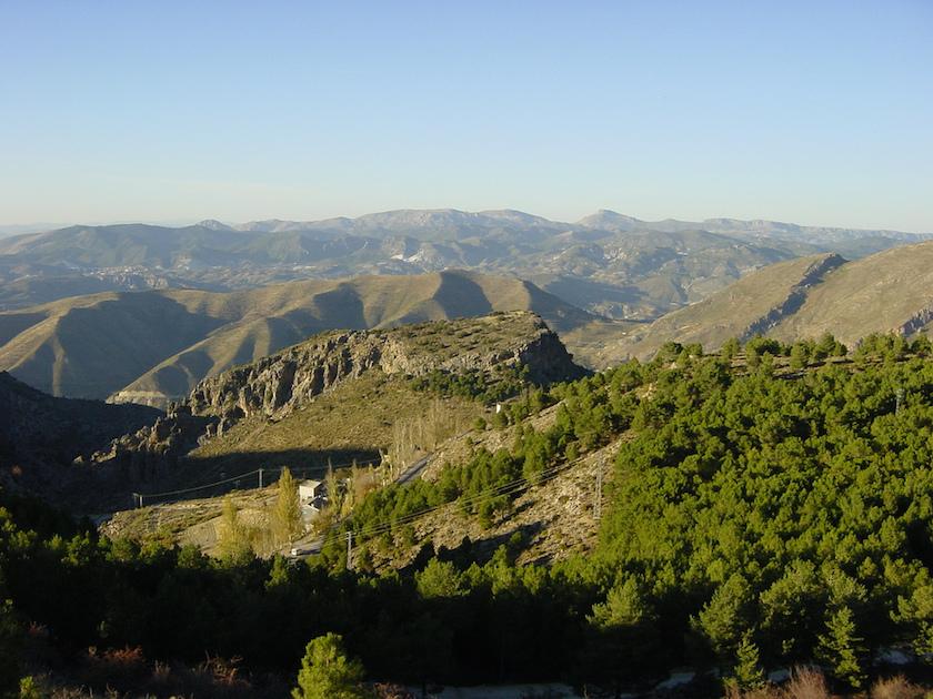 Exploring La Alpujarra - A Secret Place in Spain, Travelettes
