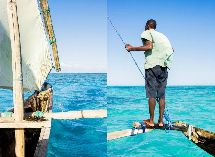 Zanzibar, Like a Local, Kathi Kamleitner, Travelettes - Boat trip, snorkelling