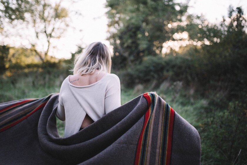 Warm Christmas Blanket