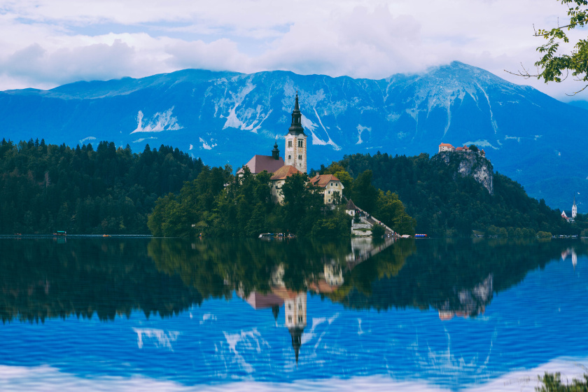 10. Lake Bled