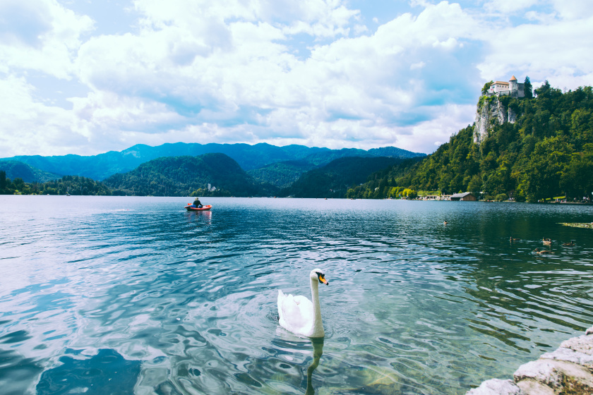 11. Lake Bled