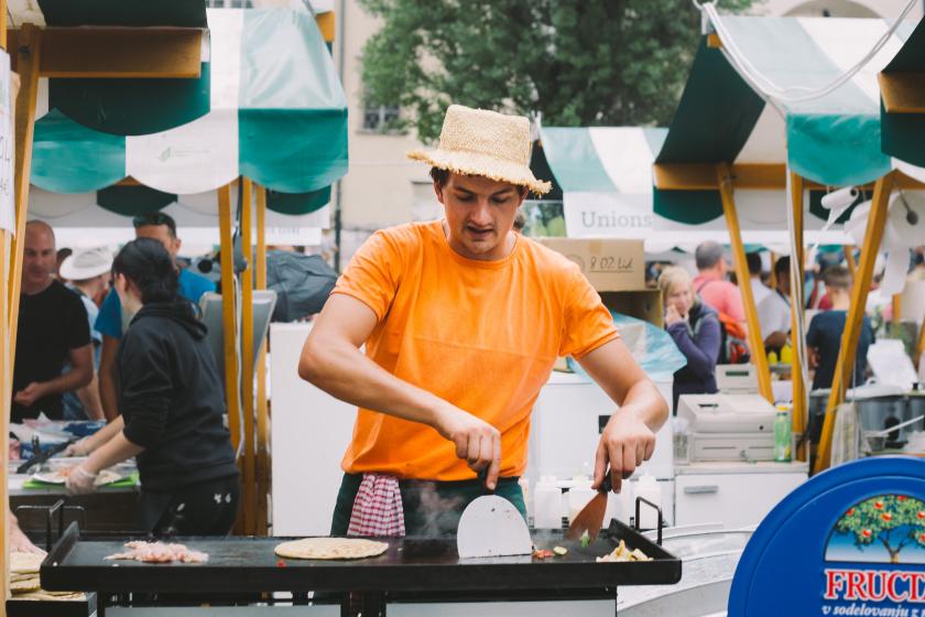 8. Ljubljana Open Kitchen Markets