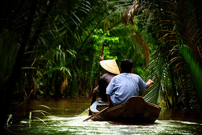 Tinggly experiences - mekong delta tour in Vietnam