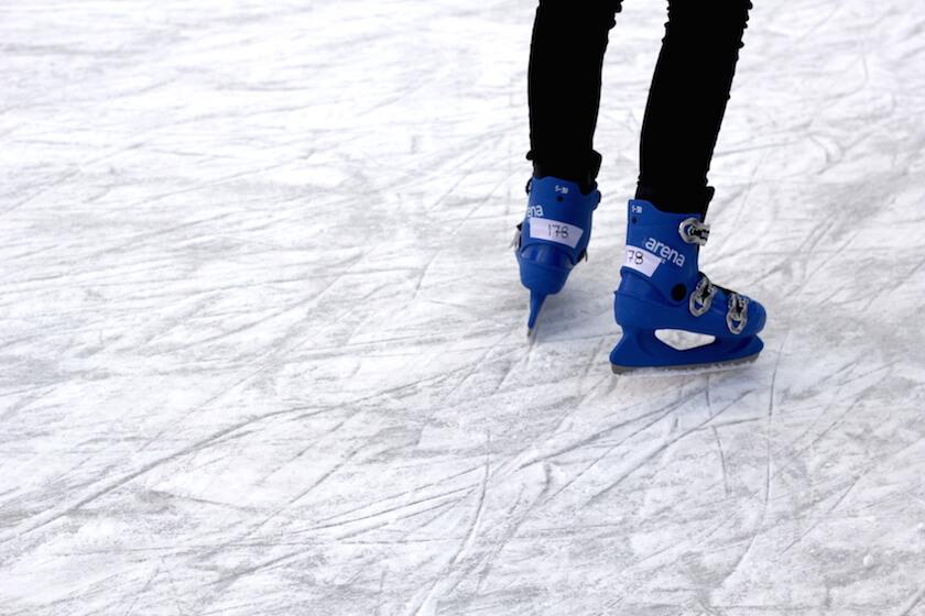 bristol @bristol ice rink skating