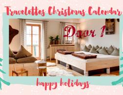 Travelettes Christmas Calendar - Day 1: The Berghotel Rehlegg in Bavaria