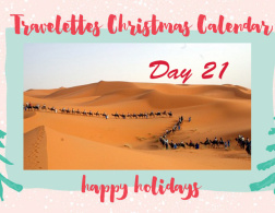 Travelettes Christmas Calendar–Day 20: Adventure Morocco 8-Day Tour