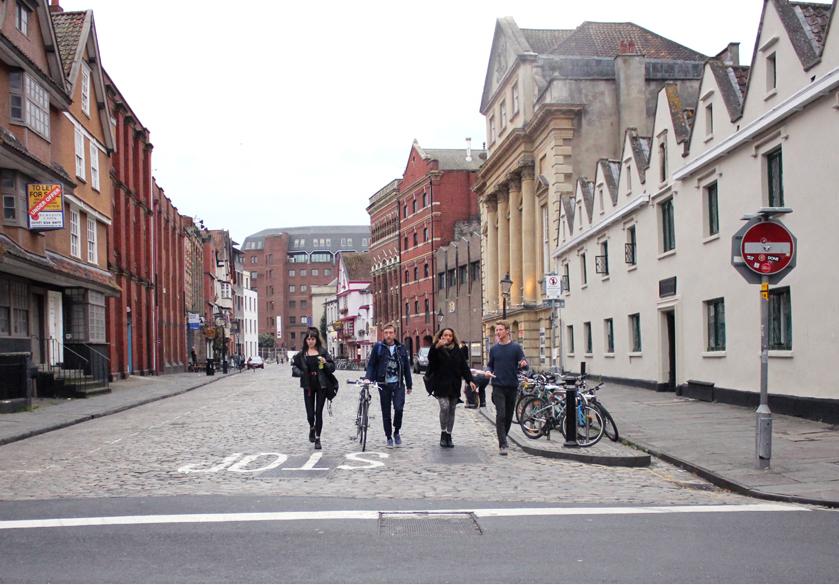 king street street style bristol