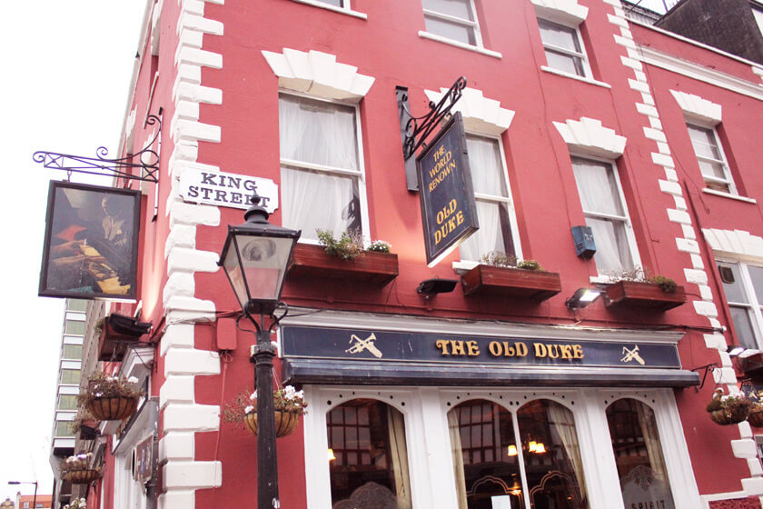 the old duke pub bristol live music