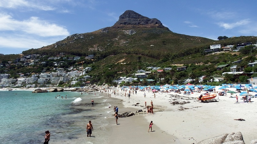 The Beaches of Cape Town - Clifton_1_ii