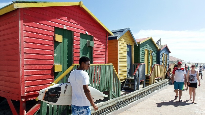 The Beaches of Cape Town - Muizenberg_2_ii