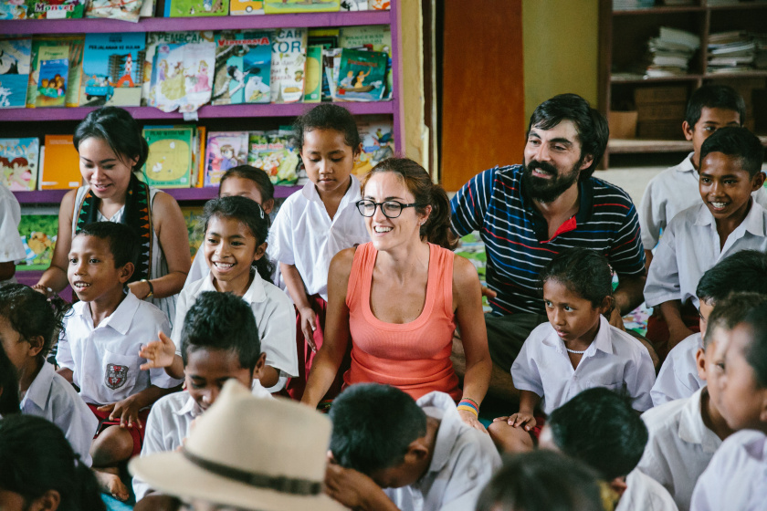 When Voluntourism becomes Meaningful 1