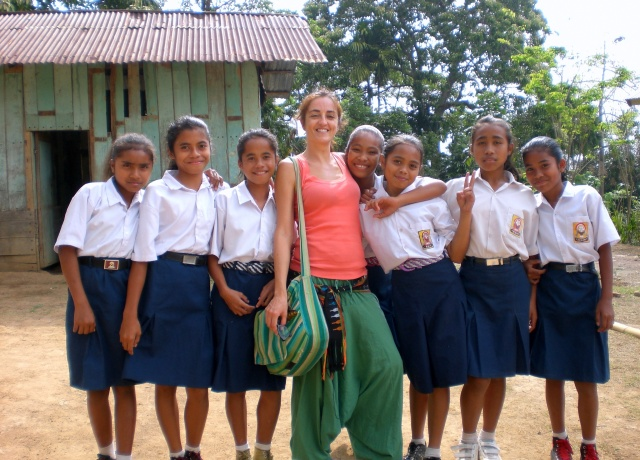 When Voluntourism becomes Meaningful