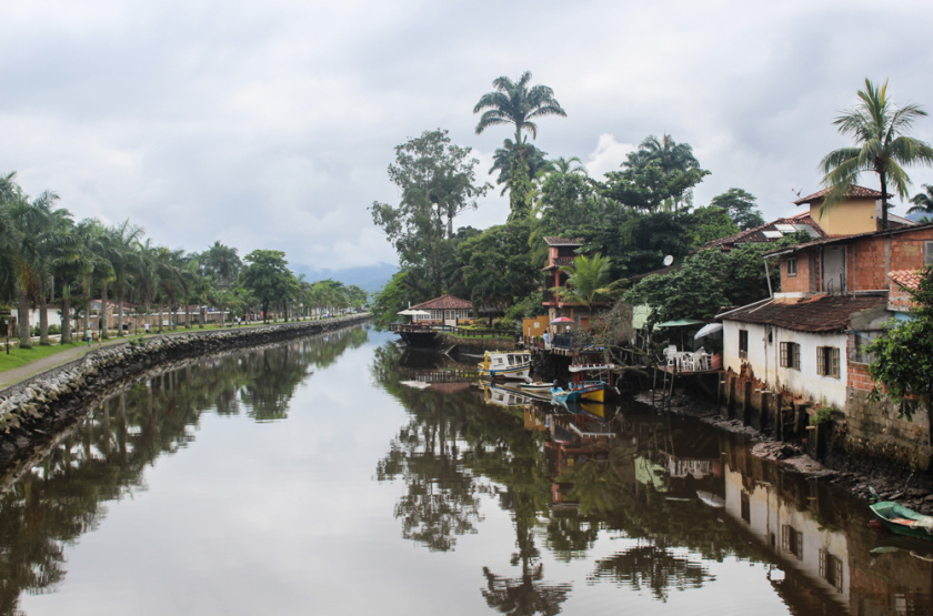 The Best of Paraty: Pirates, Rainforest & a Bottle of Rum