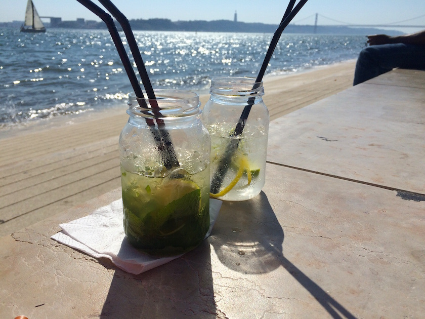 pitcher perfect cocktails by river tagus lisbon
