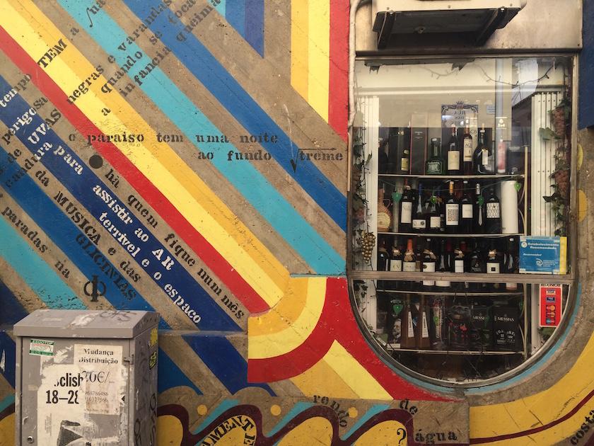 wine in lisbon