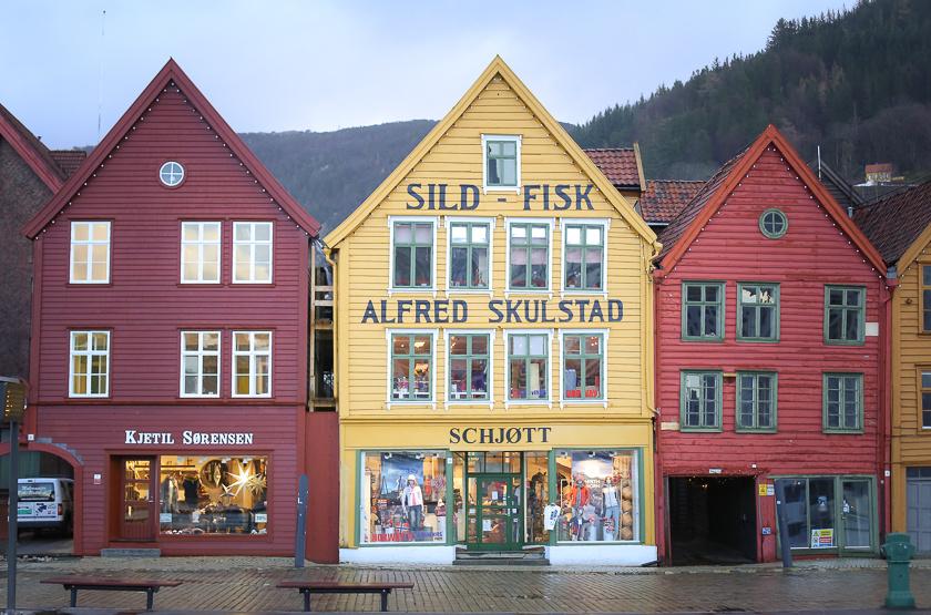 Avoiding the 'Venice Effect': Off Season in Bergen, Norway