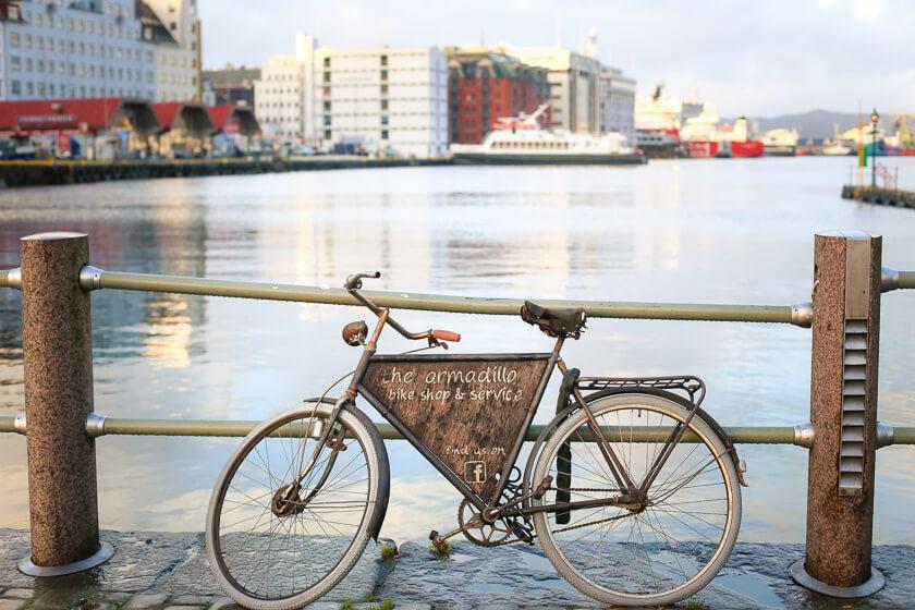 Bergen for Travelettes 1-7