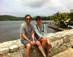 Couples Who Travel and Blog: Deborah & Steve