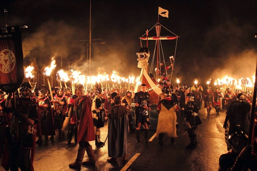 Up Helly Aa - Official 1