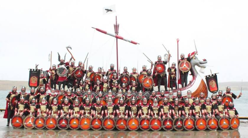 Up Helly Aa - Official 3