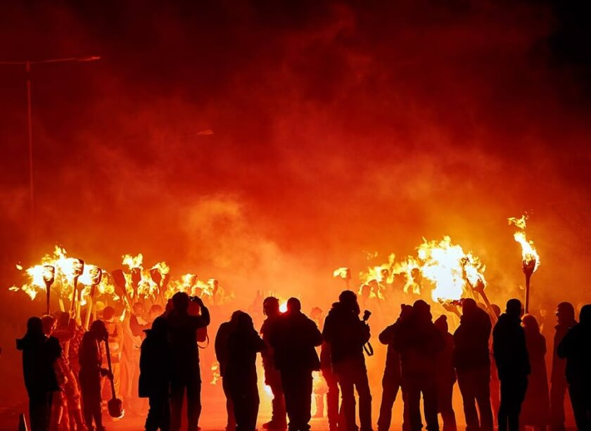 Up Helly Aa - Official 4