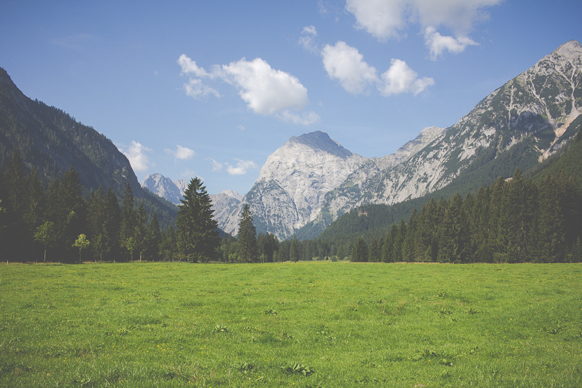 A Mountain Getaway in the Alps: Achensee, Feilalm | Travelettes.net