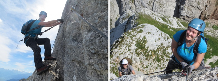 A Mountain Getaway in the Alps: Achensee, 5 Peak Climbing Route | Travelettes.net