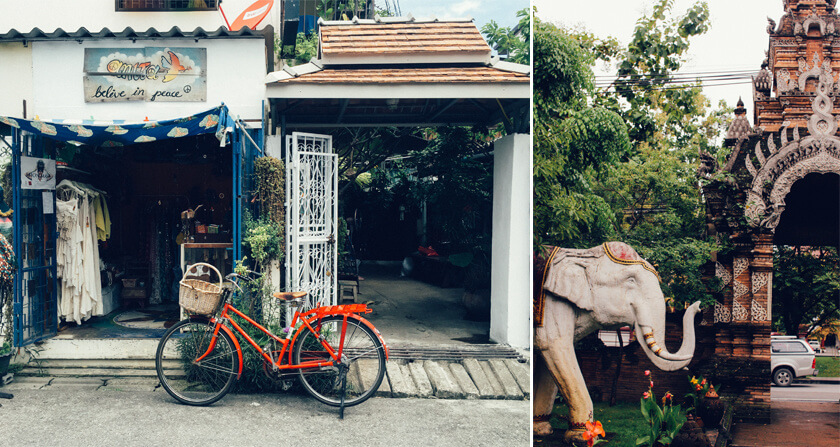 Travelettes Chiang Mai_Old Town