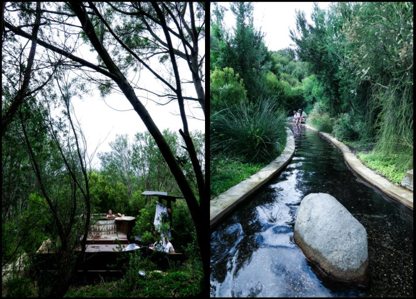 exploring the hot springs in australia
