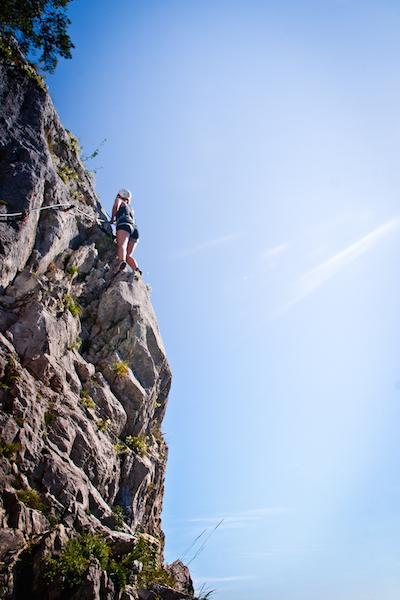 Drachenwand Salzkammergut Austria