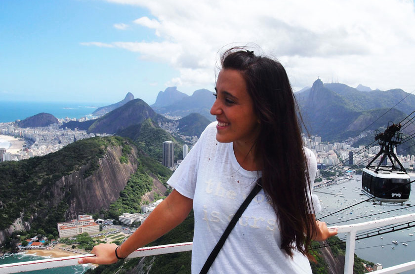 Travelette of the Month: Elisa Fourt