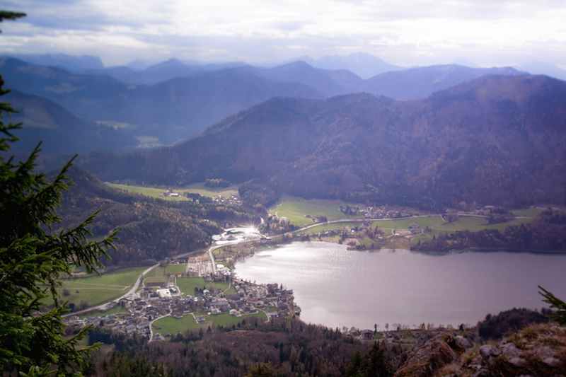 Fuschlsee Salzkammergut Austria