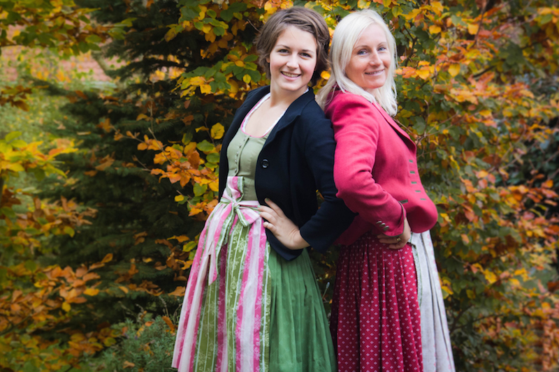 Traditional Dress Austria