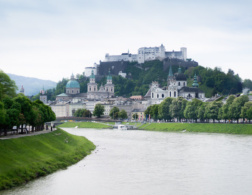 Falling in love with Salzburg