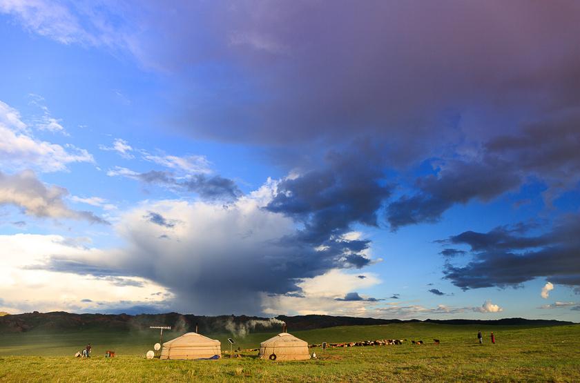Traveletting on the Trans-Mongolian Railway