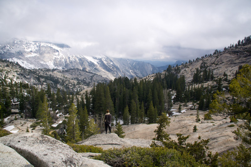 Travelettes Itinerary Central California Yosemite Park
