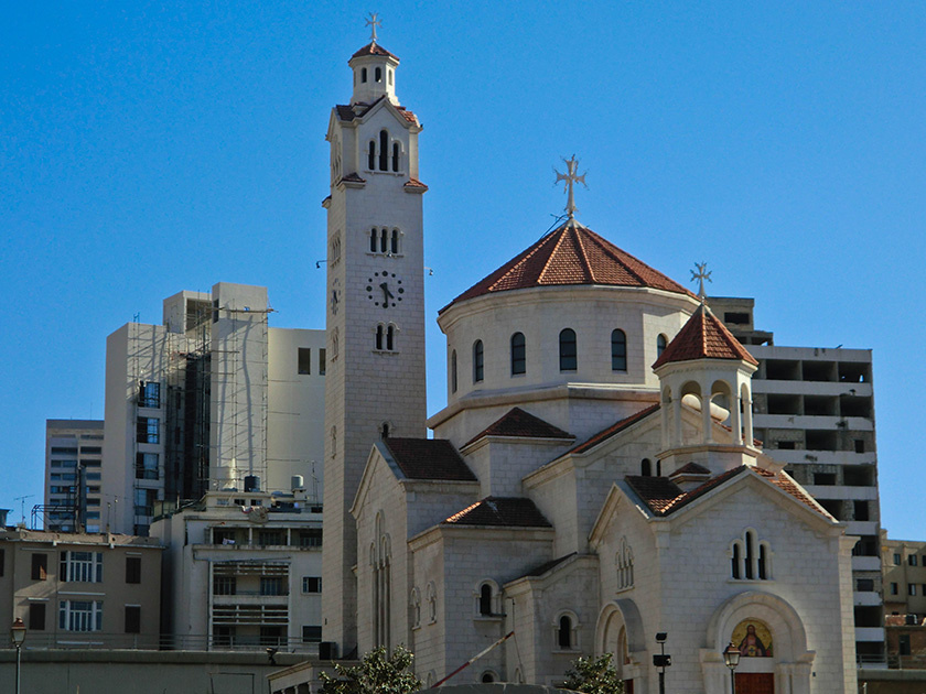 Travelettes_Beirut_Church