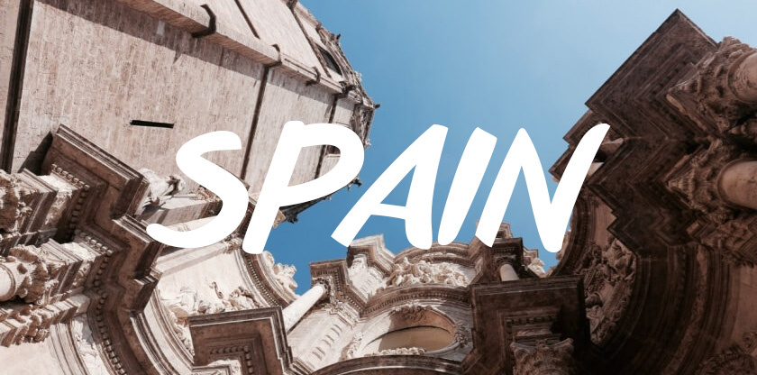 featured spain website