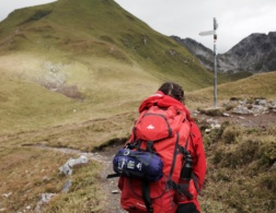 How to squeeze a full hiking trip in the Alps into one weekend