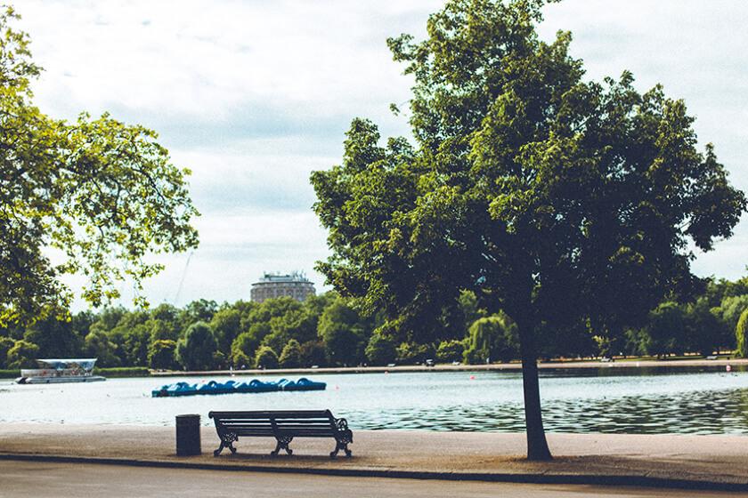 london park lane marriott hotel